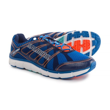 Salming Miles Running Shoes (For Men) in Electric Blue