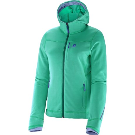 photo: Salomon Women's BC Smartskin Midlayer