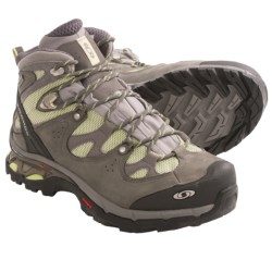 Salomon Comet 3D Gore-Tex® Hiking Boots - Waterproof (For Women) in Bamboo-X/Autobahn/Pewter