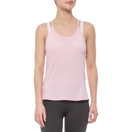 a36e9be532e683 Salomon Elevate Flow Tank Top (For Women) in Pink Mist - Closeouts