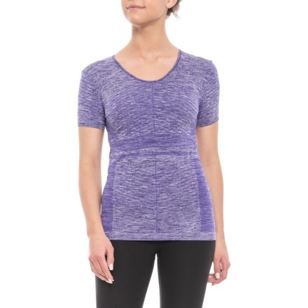 ac457563f5 Salomon Elevate Move'On T-Shirt - Short Sleeve (For Women) in