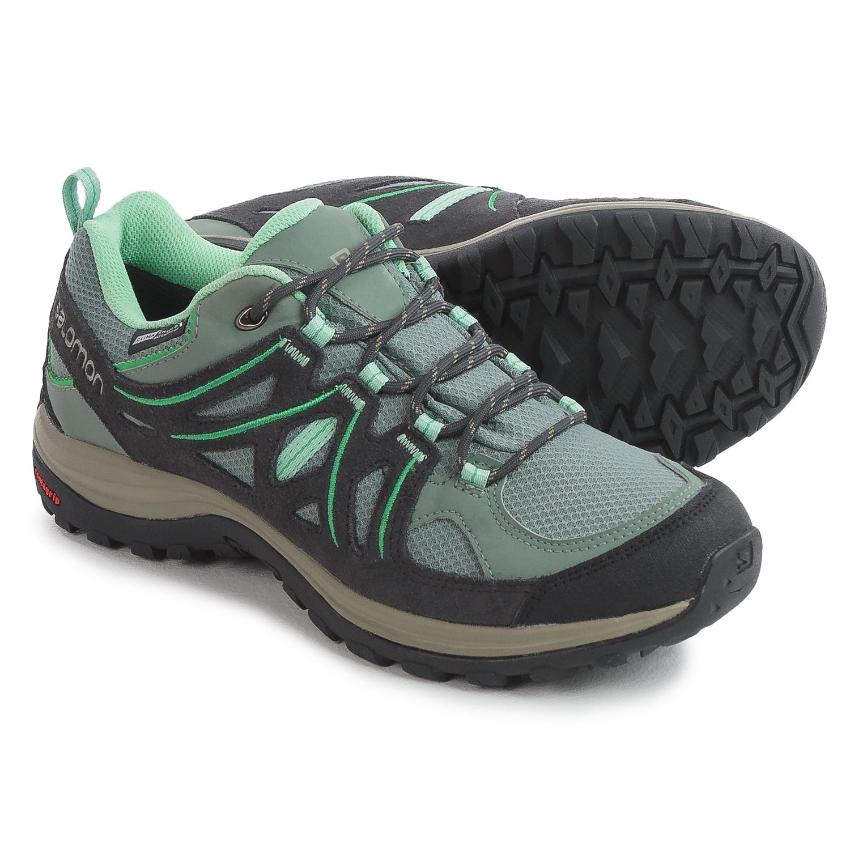Salomon Hiking Shoes Womens Review