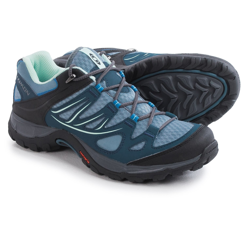 Salomon Ellipse  Aero Hiking Shoe Women S