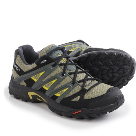Salomon Eskape Aero Hiking Shoes (For Men)