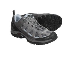 Salomon Exit Aero Trail Shoes (For Women) in Autobahn/Detroit - Closeouts
