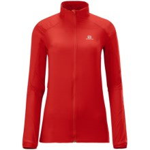 Salomon Fast Wing Jacket - Lightweight (For Women) in Dynamic - Closeouts