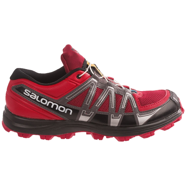 Salomon Fellraiser Trail Running Shoes (For Women) 7239C