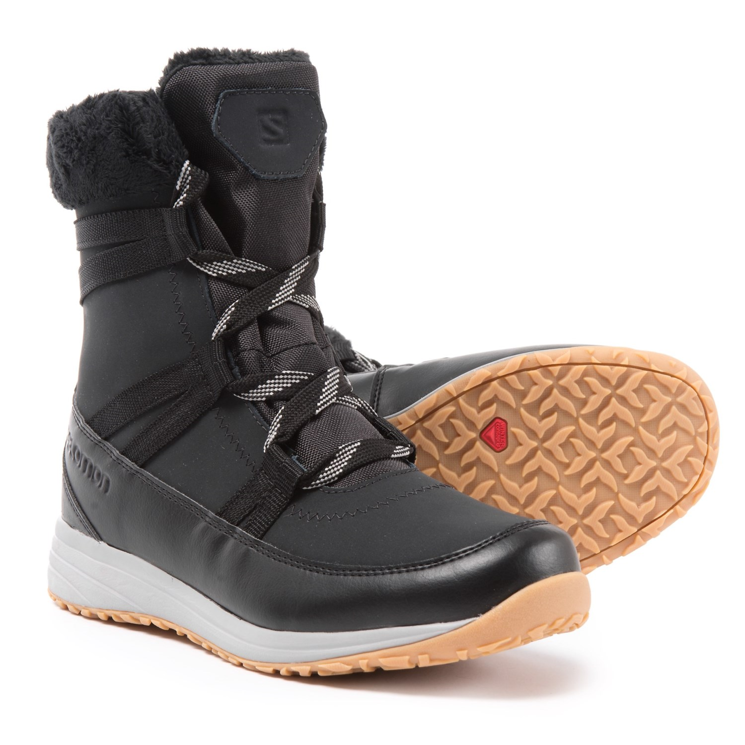 efbde2ef5 Salomon Heika LTR CS Winter Boots - Waterproof, Insulated (For Women)