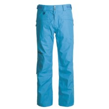 Salomon Instinct 2-Layer Snow Pants - Waterproof (For Men) in Electric Blue - Closeouts