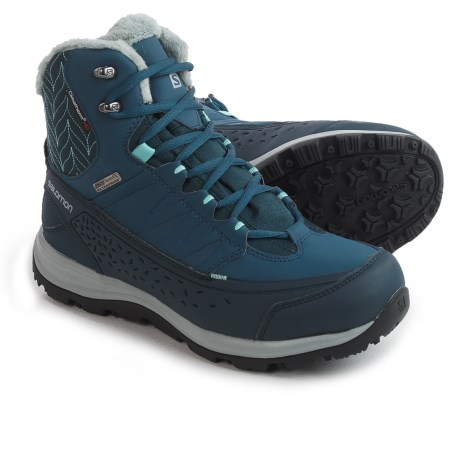 Salomon Kaina 2 Mid Climashield(R) Winter Boots - Waterproof, Insulated (For Women)
