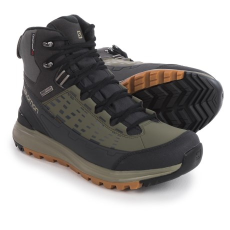 Salomon Kaipo 2 Mid Climashield(R) Winter Boots - Waterproof, Insulated (For Men) thumbnail