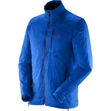 Salomon Minim Synth PrimaLoft® Jacket (For Men) in Union Blue - Closeouts