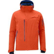 Salomon Odyssee II Gore-Tex® Jacket - Waterproof, Insulated (For Men) in Sunside - Closeouts