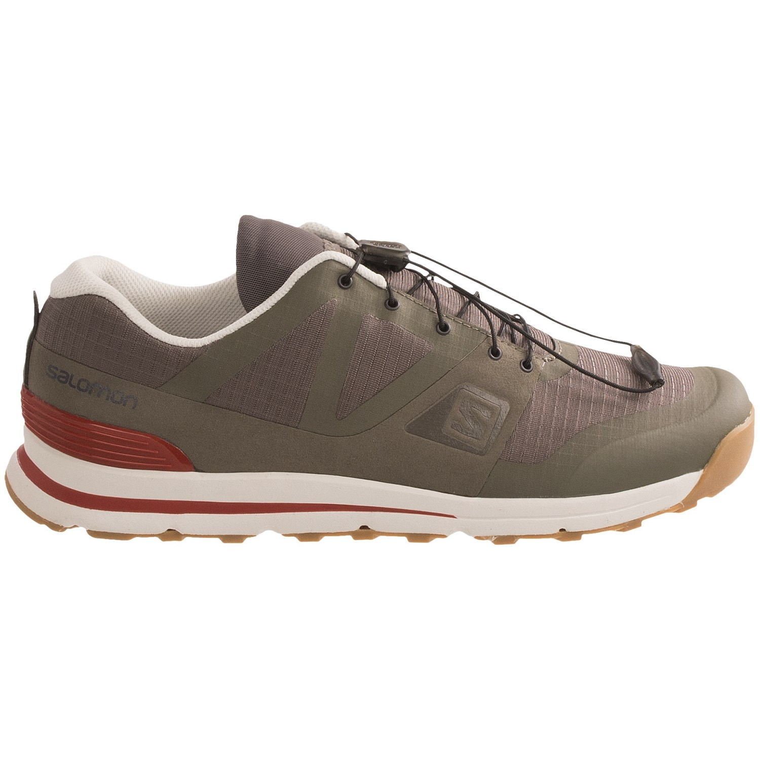 Salomon Outban Low Casual Shoes (For Men) 7239J