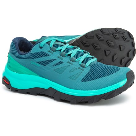 f5161e5b1c3c Salomon Outline Gore-Tex® Hiking Shoes - Waterproof (For Women) in Hydro