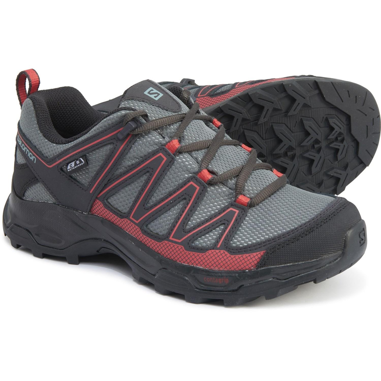 Salomon Pathfinder Hiking Shoes (For Women) Save 33%