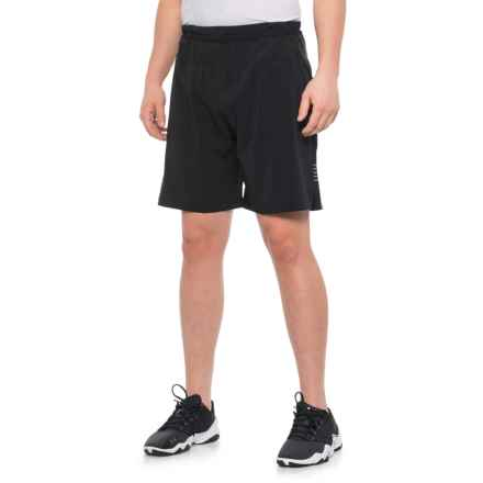 Salomon Pulse Running Shorts - UPF 30 (For Men) in Black - Closeouts