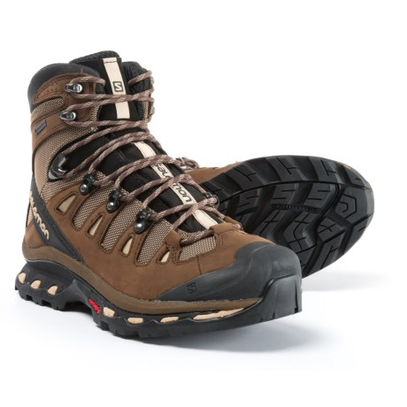 00f52fb059a4 Salomon Quest 4D 2 Gore-Tex® Hiking Boots (For Men) - Save 56%