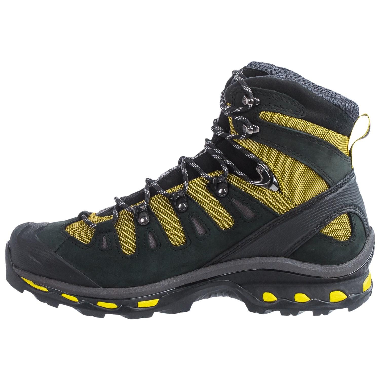 Salomon Quest 4d 2 Gore Tex 174 Hiking Boots For Men Save 47