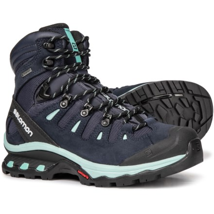 72a44abac80a Salomon Quest 4D 3 Gore-Tex® Backpacking Boots - Waterproof (For Women)