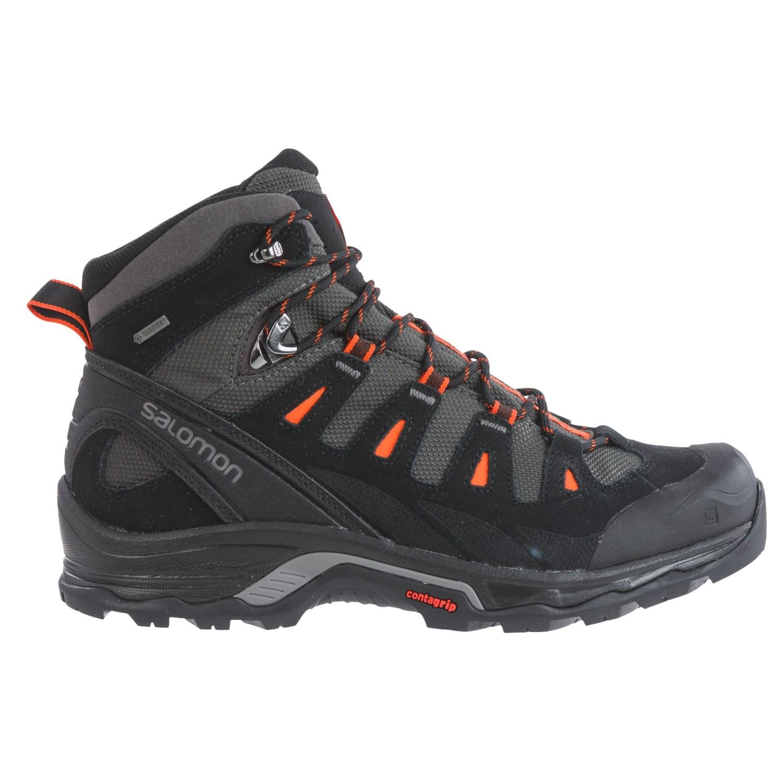 Salomon Quest Prime Gore Tex 174 Hiking Boots For Men