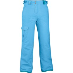 Salomon Sashay Jr. Pants - Waterproof, Insulated (For Girls) in Score Blue