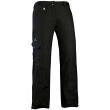 Salomon Sashay Pants - Waterproof, Insulated (For Women) in Black - Closeouts