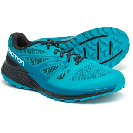 3e2c4ebe3989 Salomon Sense Escape Trail Running Shoes (For Men) in Hawaiian Surf Snorkel  Blue