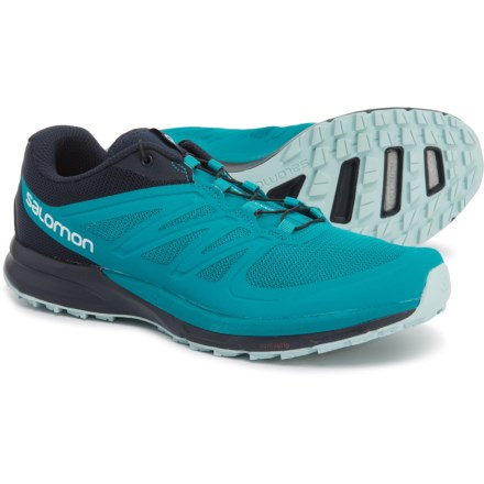 fd0101d5fdf4 Salomon Sense Pro 2 Trail Running Shoes (For Women) in Enamel Blue Navy