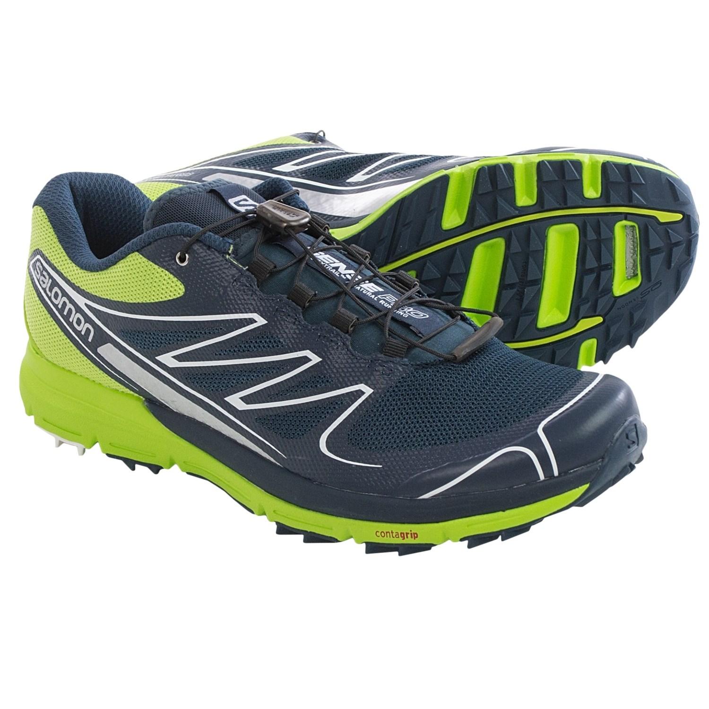 salomon sense pro trail running shoes for men save 30. Black Bedroom Furniture Sets. Home Design Ideas