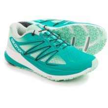 Salomon Sense Propulse Trail Running Shoes (For Women) in Teal Blue/Ingloo Blue/Black - Closeouts