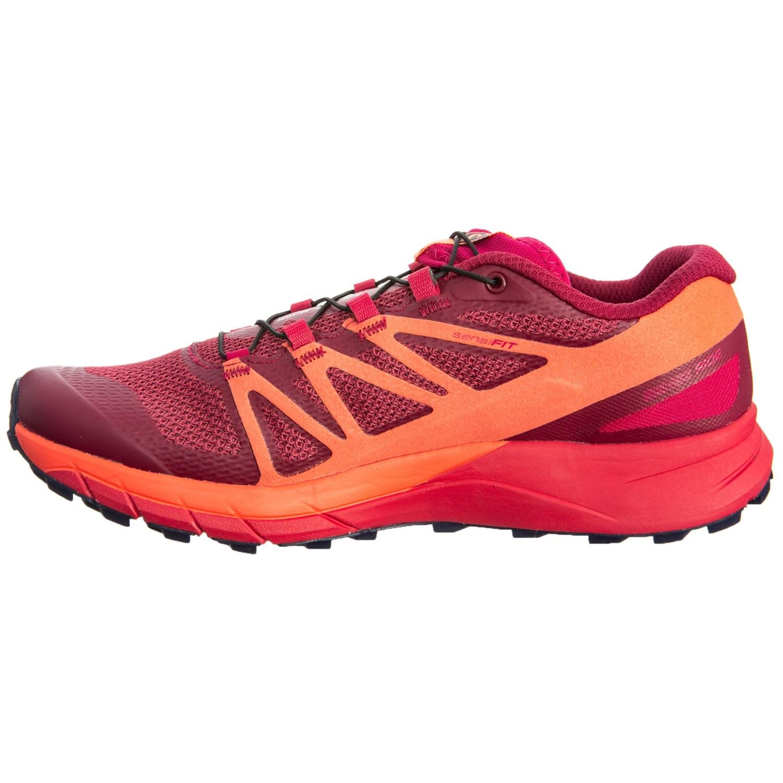3ad16322ae7b Salomon Sense Ride Trail Running Shoes (For Women) - Save 50%