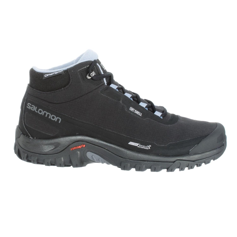 Salomon Shelter CS Hiking Boots (For Women) - Save 79% dd76c83d3d5a