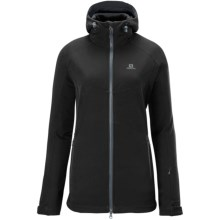 Salomon Snowflirt 3:1 Jacket - 3-in-1 (For Women) in Black - Closeouts