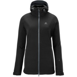 Salomon Snowflirt 3:1 Jacket - 3-in-1 (For Women) in Black
