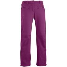 Salomon Snowflirt Pants (For Women) in Wild Berry - Closeouts