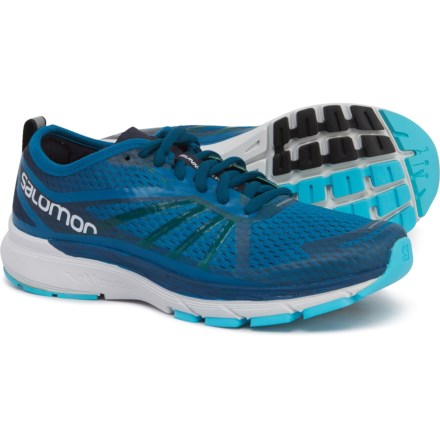 2f0dfe506232 Salomon Sonic RA Pro Running Shoes (For Women) in Deep Lagoon Night Sky