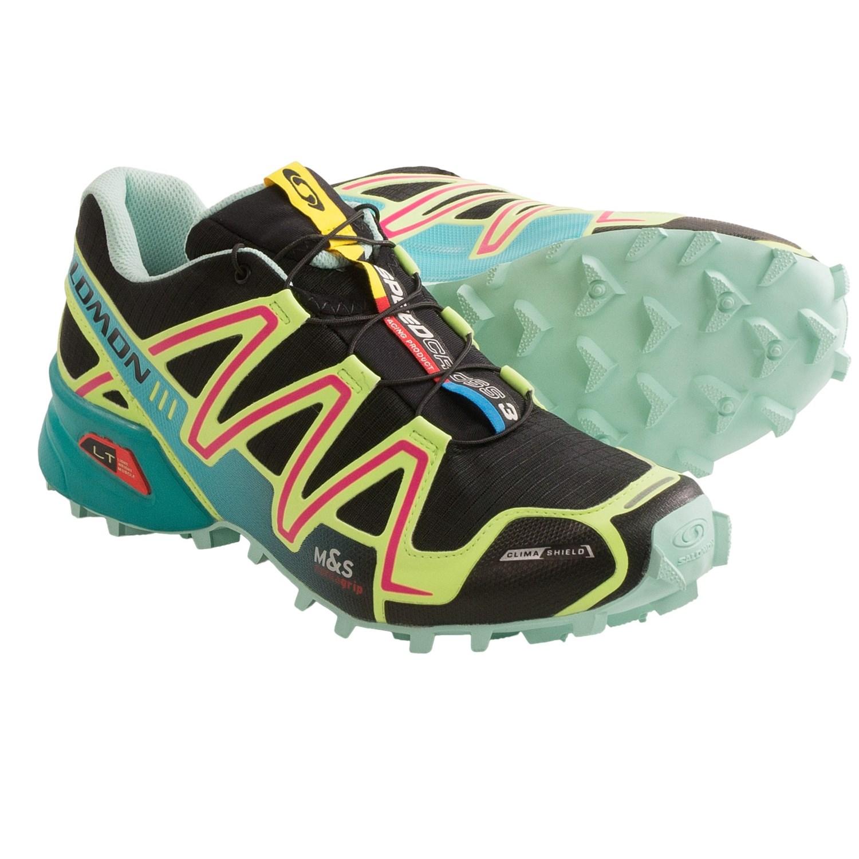 Salomon Speedcross 3 Climashield^ Trail Running Shoes (For Women) in