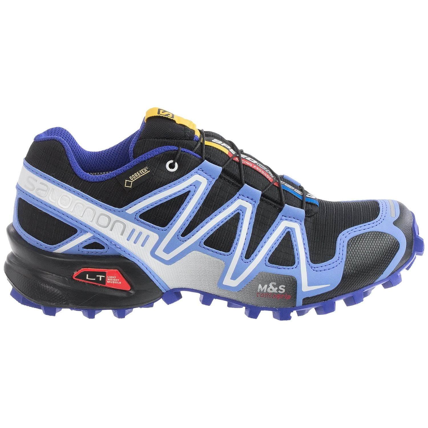 salomon speedcross 3 gore tex trail running shoes for. Black Bedroom Furniture Sets. Home Design Ideas