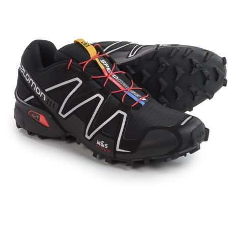 Trail Running Shoes For Heel Strikers