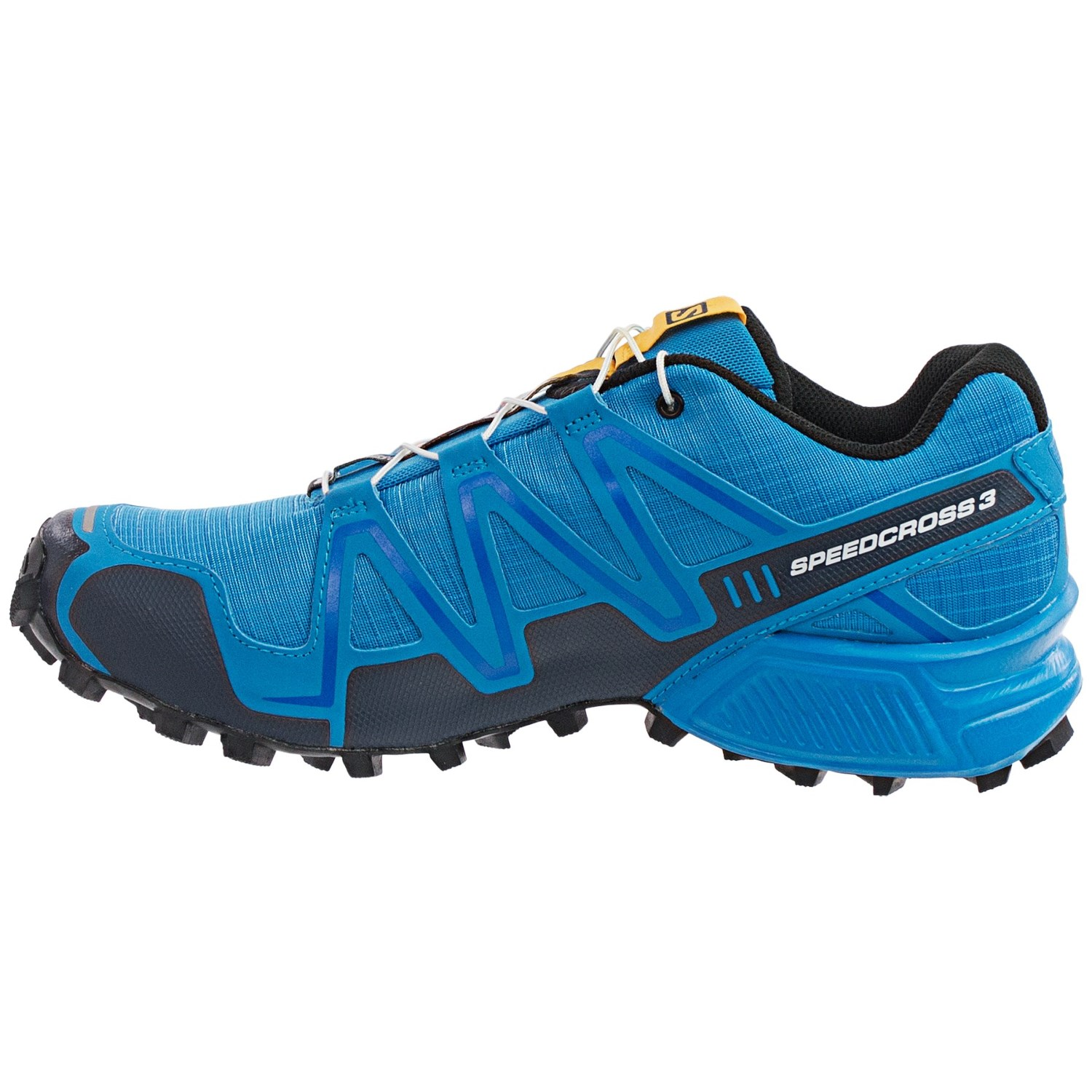 salomon speedcross 3 trail running shoes for men save 38. Black Bedroom Furniture Sets. Home Design Ideas