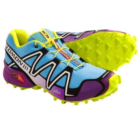 Salomon Speedcross 3 Trail Running Shoes (For Women) in Orange Feeling/Papaya B