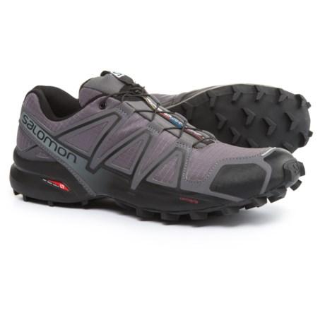 Salomon Speedcross 4 Trail Running Shoes (For Men)