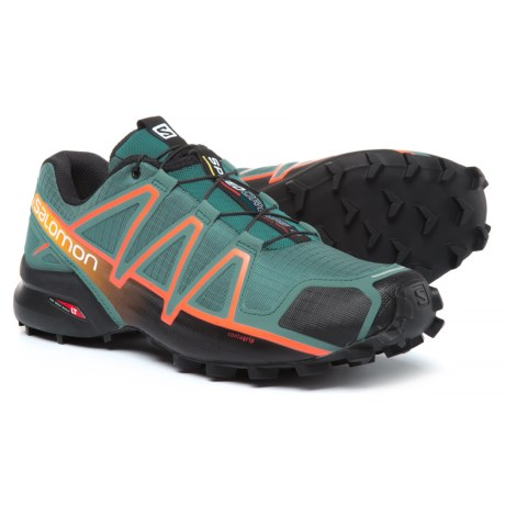 Image of Salomon Speedcross 4 Trail Running Shoes (For Men)