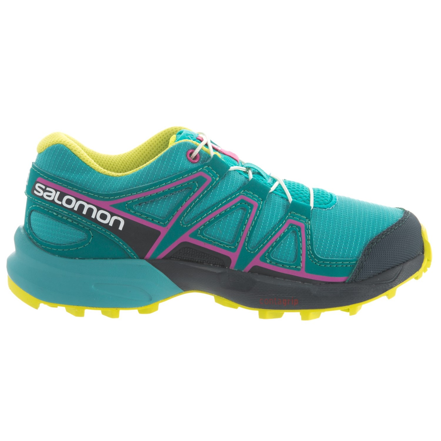 389cf8b0e474 Salomon Speedcross Trail Running Shoes (For Kids) - Save 46%