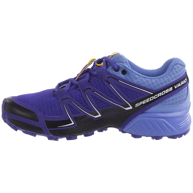 Salomon Speedcross Vario Trail Running Shoes (For Women