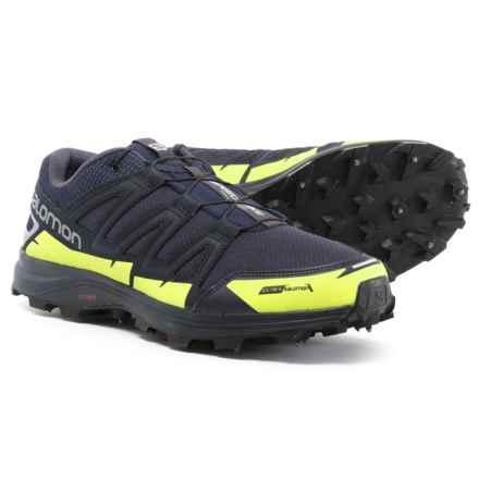 f6e58132b681 Salomon Speedspike CS Trail Running Shoes (For Men and Women) in Navy  Blazer