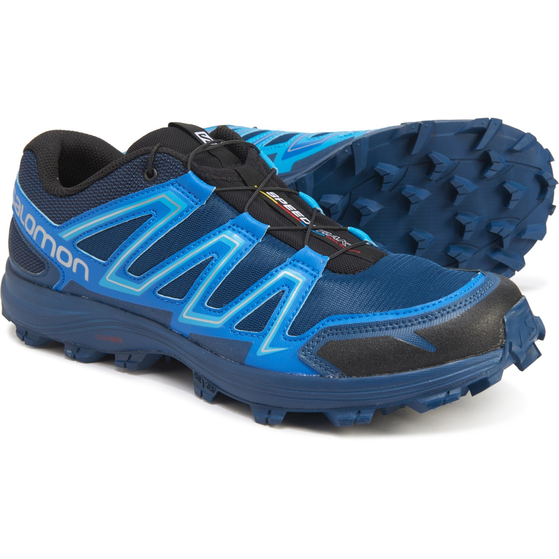 Salomon Speedtrak Trail Running Shoes