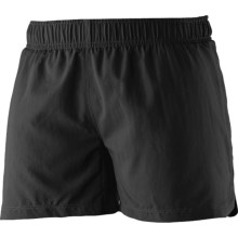 Salomon Start Shorts - UPF 50+ (For Women) in Black - Closeouts