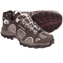 Salomon Techamphibian 3 Water Shoe (For Women) in Shrew/Burro/Rubis - Closeouts